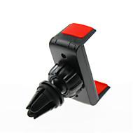 2015 nueva venida ajustable salida de aire del coche flexible de montaje de soporte de teléfono inteligente para samsung / iphone / otros