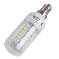 YouOKLight® E14/E27 15W 1350lm CRI>80 3000K/6000K 56*SMD5730 LED Light Corn Bulb (110-120V/220-240V)