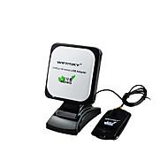 WIFISKY 54 m ws - G6100 wifi ad alta potenza adattatore USB wireless amplificazione wlan migliorare la ricezione del segnale CMCC