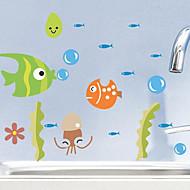 Matricák Toilet / Bathtub / Zuhany / Medicine Cabinets Műanyag Több funkciós / Környezetkímélő / Utazás / Rajzfilm / Ajándék