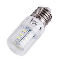 YouOKLight® E14/E27 5W 400lm CRI>80 3000K/6000K 24*SMD5730 LED Light Corn Bulb (110-120V/220-240V)