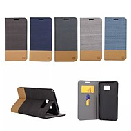 Canvas Grain Belt Holder About Open Holster Card for Galaxy Note5(Assorted Colors)
