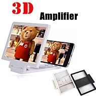 Cwxuan™  Portable Mobile Phone Screen Magnifier Bracket for iPhone 5 5s 6 plus Samsung S4/5 HTC and Others
