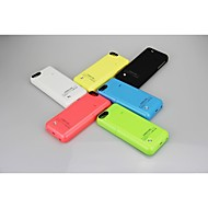 3200mAh External Portable Backup Battery Case for iPhone5C iPhone5 iPhone5s(Assorted Colors)
