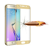 0.3mm 9H Full Screen Cover Colorful Tempered Glass Screen Protector for Samsung Galaxy S6 Edge (Assorted Color)