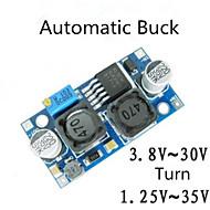 DC-DC buck moduuli 4-30 puolestaan 1.25-35v automaattinen askel alas sovelletaan aurinkopaneelit