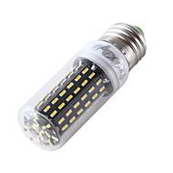 YouOKLight® E14/E27 9W 800lm CRI>80 3000K/6000K 96*SMD4014 LED Light Corn Bulb (110-120V/220-240V)