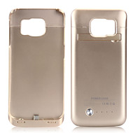 4200mAh externe bewegliche Unterstützungsbatterie für Samsung-Galaxie s6 (verschiedene Farben)