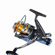 รอกตกปลา Orsók 5.2:1 10 Golyós csapágy cserélhetőTengeri halászat / Sodort / Folyóvíz horgászat / Pontyhorgászat / Általános horgászat /