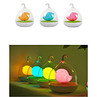 New Novelty USB Charging 5 Hour Lasting Touch Dimmer Bird Cage Night Light Lamp