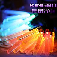 King Ro 5 M 20 5730 SMD Warm White / Hvid / RGB / Rød / Blå / GrønVandtæt / Chippable / Fjernbetjening / Dæmpbar / Genopladelig /