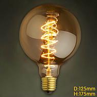 40w e27 retro-Industrie-Stil transparent Glühbirne