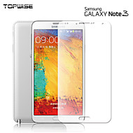 Topwise®Samsung Galaxy note3 Tempered Glass Screen Protectors 9H Hardness 0.3mm 2.5D Anti-Scratch Shock Explosion Proof