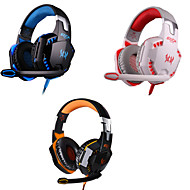 HIFI Gaming Wired Headphones Headset with In line Mic & Volume Control Ear Noise Cancelling Cute Earphones