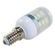 9W E14 / E26/E27 LED-lampa T 24 SMD 5730 810 lm Varmvit / Kallvit Dekorativ AC 220-240 / AC 110-130 V 1 st