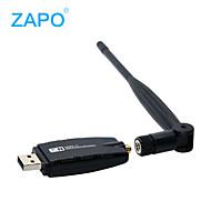 Zapo w60rtl8192 300m usb ap scheda wireless wifi caldo trasmettitore ricevitore