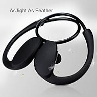 과 (귀) 블루투스 헤드셋 스포츠 이어폰 ® plextone의 bx235 마이크 / 음악
