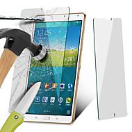 angibabe 0.4mm 9h 2.5d gehärtetem Glas Displayschutzfolie für Samsung Galaxy Tab s t700 8,4 Zoll