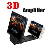 3d neue vergrößerten Bildschirm Handy-Videofrequenzverstärker / Telefon-Kastenabdeckung
