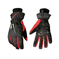 Luva Ciclismo / Moto Todos Dedo Total / Luvas de InvernoAnti-Derrapagem / Rótulo Fácil de Retirar / Mantenha Quente / Wearproof / Prova