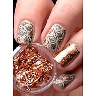 12Pcs Selling Color Foil  Nail Art Decoration