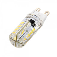 Capsule alogene 72 SMD 3014 无 MR11 G9 8 W Decorativo 720 LM Bianco caldo / Luce fredda 1 pezzo AC 220-240 V