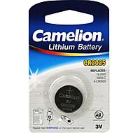 tamaño de pila de botón de litio CR2025 camleion (1pcs)