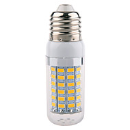 E14 / G9 / GU10 / E26/E27 17 W 69 SMD 5730 1600 LM Warm White / Cool White LED Corn Bulbs AC 220-240 / AC 110-130 V