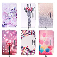 9.7 Inch Special Pattern PU Leather Stand Case with Magnetic Buckle for iPad Air(Assorted Colors)