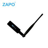 Zapo w66l (antenna 5dB) tipo di parete trasmettitore ad alta potenza 300 usb scheda di rete wireless.