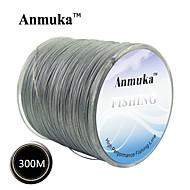 500 M Hilo trenzado PE / Dyneema 0.1 0.126 mmPesca de Mar / Pesca a la mosca / Pesca en hielo / Pesca al spinning / Pesca jigging / Pesca