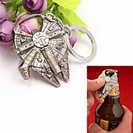 Millennium Falcon metal Alloy Bottle Opener