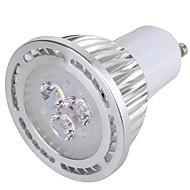 GU10 5 W 3 x 3030 SMD 450 LM Warm White / Cool White High Bright LED Spot Lights AC 85-265 V