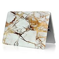 """3 en 1 caso de la cubierta de mármol de moda + cubierta del teclado + Protector de pantalla para el aire del macbook 11 """"pro 13"""" / 15 """""""