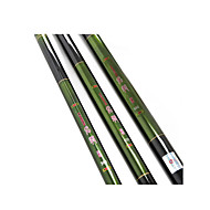 Fulang Fishing Pole Outdoor Short Section FRP Fishing Pole  for Revier Fishing 3.6m FP28