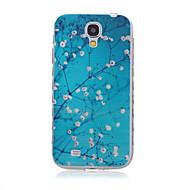 Mert Samsung Galaxy tok Minta Case Hátlap Case Fa TPU Samsung S6 edge plus / S6 edge / S6 / S5 Mini / S5 / S4 Mini / S4 / S3 Mini / S3