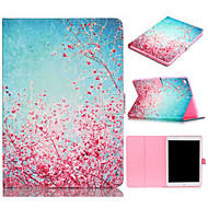 Novelty Cartoon PU Leather Folio Case Shockproof Case for iPad Air/iPad 5