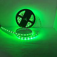 LED-belysning band lysdiod 3528smd 300led vattentät / IP65 grönt ljus / blått ljus 12V 5m / paket