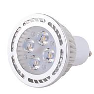 Spot Décorative Blanc Chaud / Blanc Froid 无 1 pièce MR16 GU10 6 W 4 SMD 540 LM AC 85-265 V