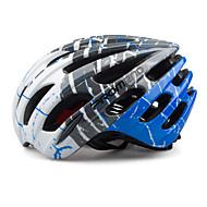 PROMEND Unisex Fahhrad Helm 27 Öffnungen Radsport Bergradfahren Straßenradfahren Freizeit-Radfahren Radsport L: 58-61cm