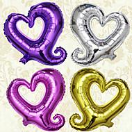 amare palloncini cuore natale celebrazione partito decorazione 10pcs