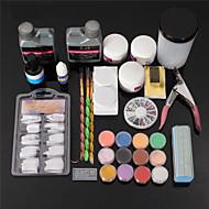 20pcs Hot Sale Perfect Phototherapy Nail Tool Sets 2