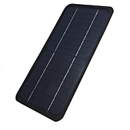 8.5W 12V Car Battery Solar Panel with 2pcs Suction Cups