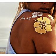 9 Tetkó matricák Mások Non Toxic MintásNői Férfi Felnőtt flash-Tattoo ideiglenes tetoválás