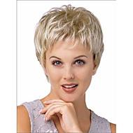 ανώτερη σε ποιότητα ζεστό πώλησης μικρή ξανθιά περούκα syntheic