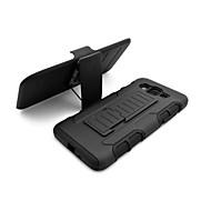Mert Samsung Galaxy tok Ütésálló / Állvánnyal Case Hátlap Case Páncél PC Samsung J7 / J5 / Grand Prime / E5 / Core Prime