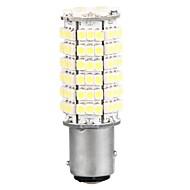 2*Car 1157 P21 5W 1016 Turn Signal Back Up Bulb Lamp 3528SMD White 120 LED Light 12V