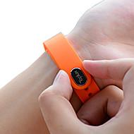 Toplux® E02 Testmozgásfigyelő Okos karóra Okos karkötő Vízálló Elégetett kalória Lépésszámlálók Hangvezérlés Ébresztőóra Alvás követő