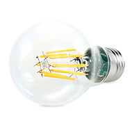 YWXLIGHT E26/E27 16W 8*COB 1450 LM Warm White / Natural White A60(A19) Decorative Globe Bulbs AC 220-240 / AC 110-130 V