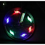 Radlichter , Rückleuchten - 2 Modus other Lumen Einfach zu tragen / Farben ändern CR2032 x 1 Batterie Radsport/Fahhrad Weiß Fahhrad Other